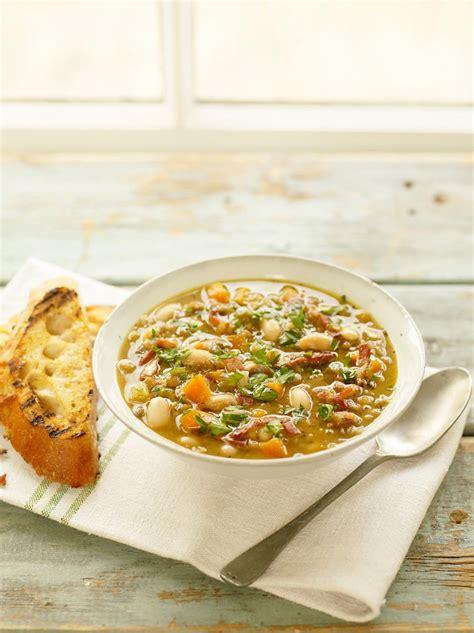 Soups On Lentil Soup by Store Cupboard Lentil Soup