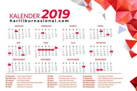 jadwal hari libur nasional   cuti bersama  hari libur nasional