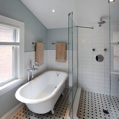 bathroom with separate shower and bathtub 11 best images about bath on pinterest soaking tubs
