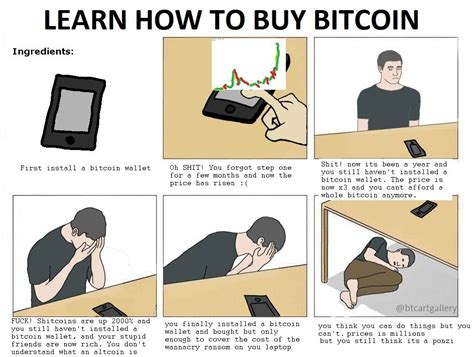 Bitcoin Meme - a 2017 collection of the past six month s dank crypto