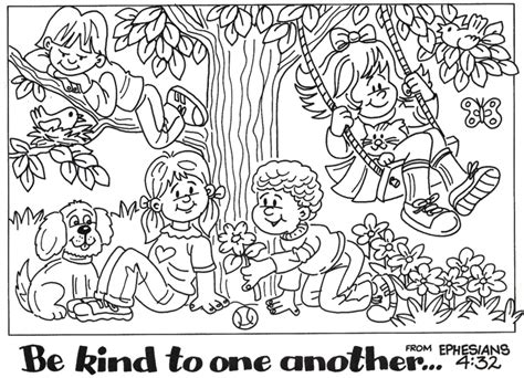 coloring pictures of kindness kindness coloring pages to print coloring home