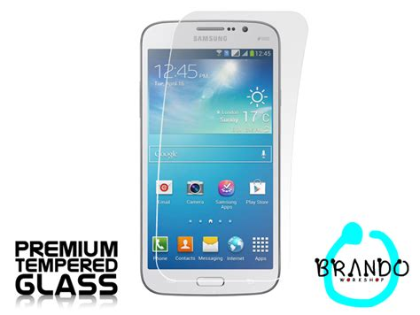 Tempered Glass Samsung Mega 5 8 brando workshop premium tempered glass protector samsung