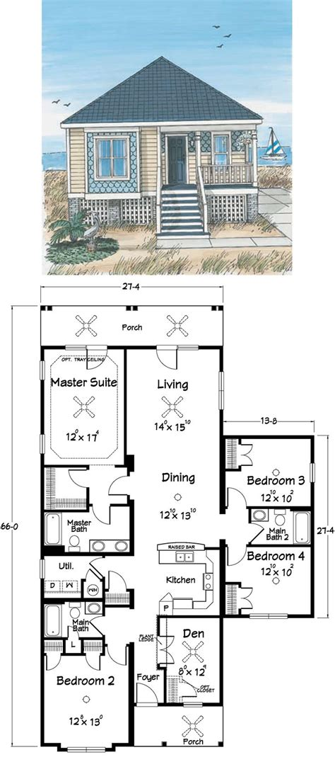 coastal house floor plans best 25 beach house plans ideas on pinterest beach house floor plans coastal house