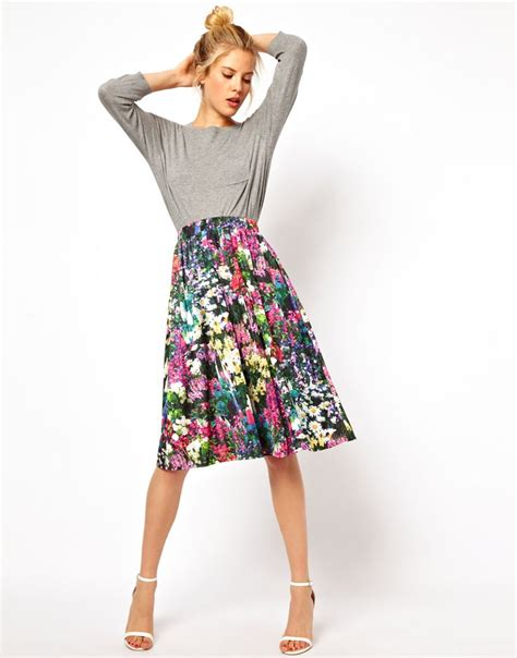 dreaming of and flirty fashion floral