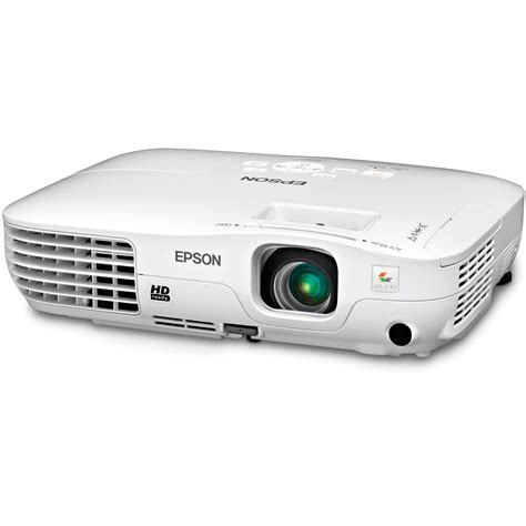 Lcd Epson epson 705hd powerlite home cinema lcd projector v11h331020 b h