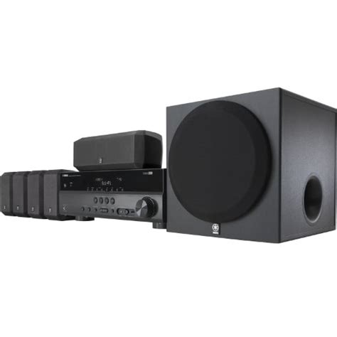 black friday yamaha yht 397 5 1 channel home theater