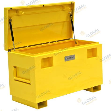 Carrese With Box steel site toolbox extremely durable and suitable for any site