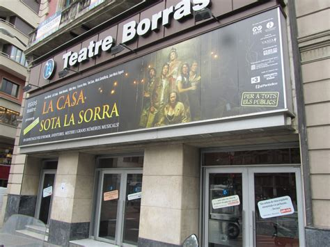 teatro borras entradas teatro borras for musicals