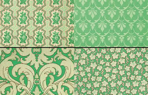 green wallpaper victorian deadly green wallpaper in the victorian home the