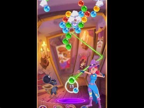 saga level help :: bubble witch 3: misty manor