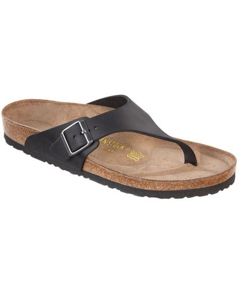 Sandal Wedges Wg12 Black 1 birkenstock como side buckle sandals in black for lyst