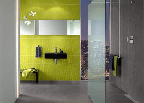 farbe im bad bild 6 sch 214 ner wohnen - Farbige Bodenfliesen