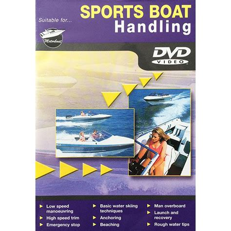 boat dvd sports boat handling dvd maritime printing ship log