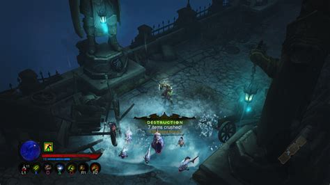 Ps4 Diablo Iii Reaper Of Souls Ultimate Evil Edition Diablo 3 diablo iii reaper of souls ultimate evil edition screen 4