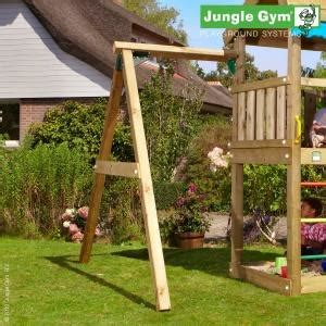 chesterfield swing jungle gym single swing module riverside garden centre