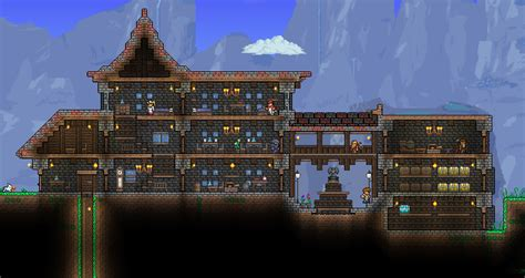 how to make a house in terraria what do you need to make a house in terraria american hwy