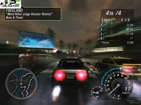 free download nfs underground full version game for pc need for speed underground pc game free download full version
