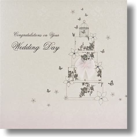 Wedding Day Cake by Mojolondon Wedding Day Cake Card By Five Dollar Shake