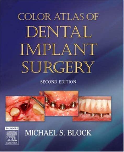 color atlas of genetics books color atlas of dental implant surgery by michael s block