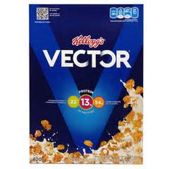Kitchen Garbage Bags by Kellogg S Vector Cereal 400g Grocerymarket Ca
