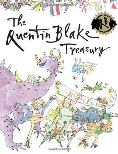 the quentin blake treasury the quentin blake treasury by quentin blake penguin books new zealand