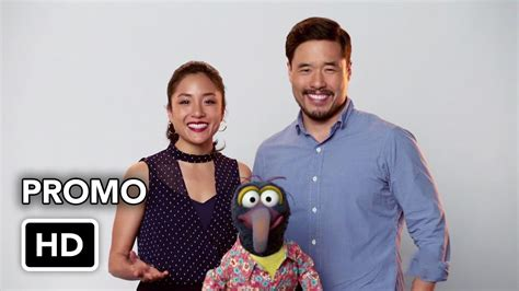 fresh off the boat watch now the muppets abc gonzo and fresh off the boat cast