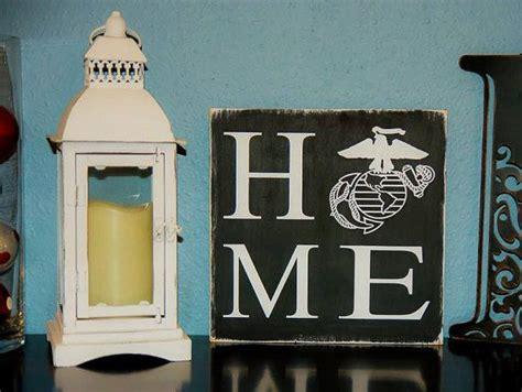 marine home decor marine corps sign home ega sign rustic military decor