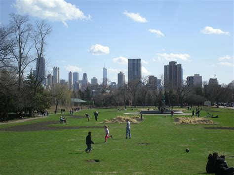 lincoln park and go the lincoln park zoo been there seen that