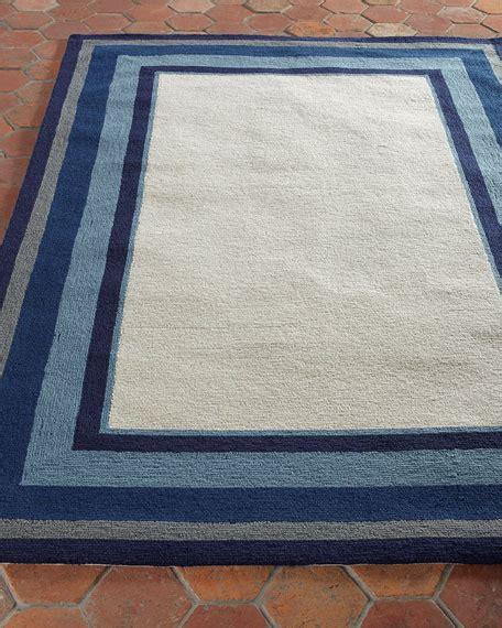 Horchow Outdoor Rugs Mazarine Indoor Outdoor Rug