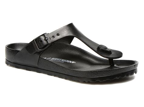 birkenstock gizeh mens sandals mens birkenstock gizeh classic footbed toe post buckle