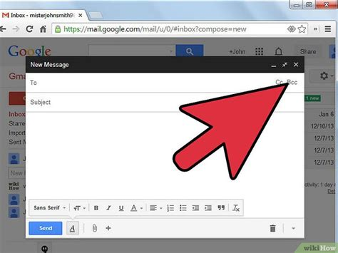 bcc in bcc s gebruiken in e mails wikihow