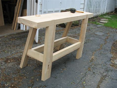 portable woodworking bench plans workbenches and work holding a woodworker s musings page 4