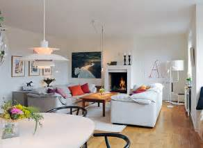 Scandinavian Livingroom by 35 Light And Stylish Scandinavian Living Room Designs