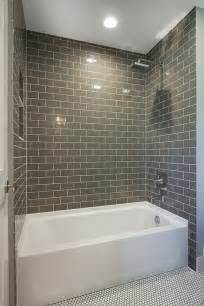 bathroom ideas subway tile 25 best ideas about tile bathrooms on subway