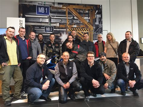 Bmw Motorrad Berlin Team by Lean Engineering Team Bei Bmw Motorrad Avl Engineering