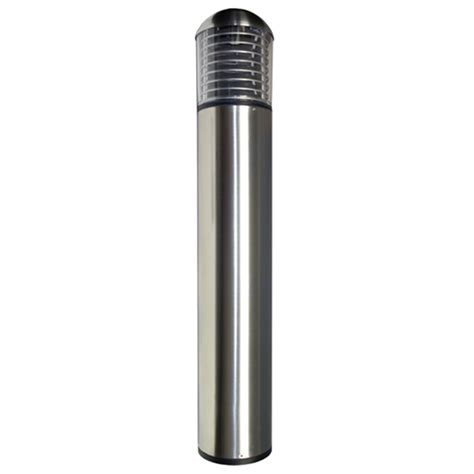 100w Usa Hps Rdt Bollard Lights Louvers Stainless Steel Bollard Light Fixture