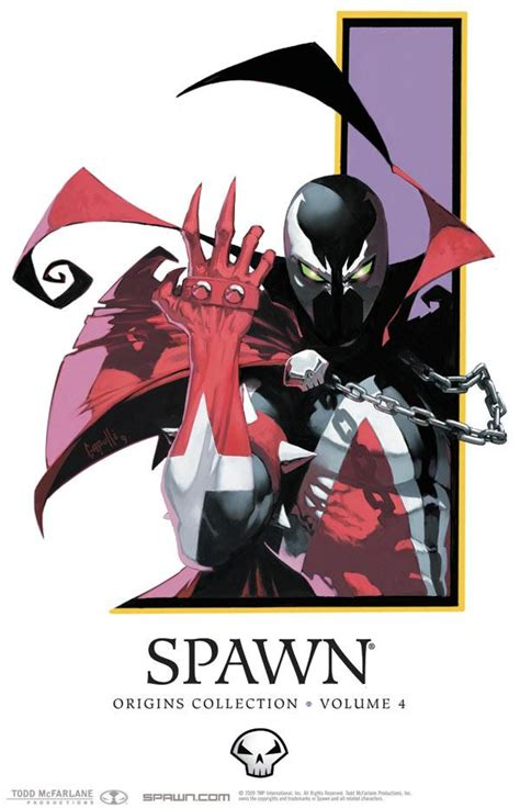 satan s spawn spawn spitfire volume one satan s spawn mc books spawn origins vol 1 4 image comics database fandom