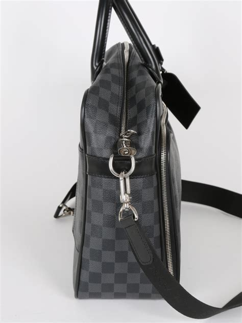 louis vuitton icare damier graphite bag luxury bags