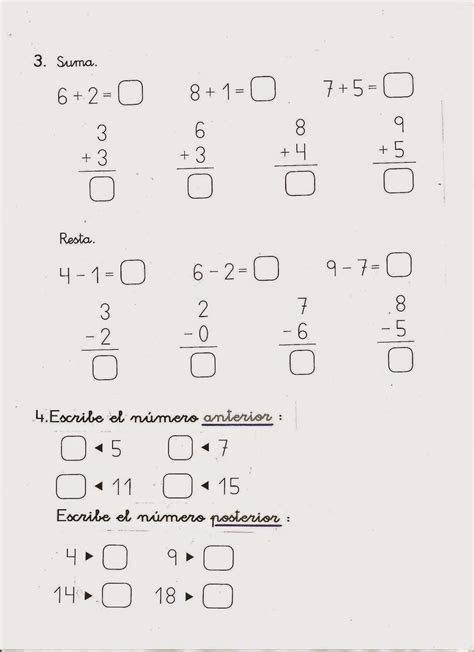 mi blog sobre tdah examen de matem 193 ticas para 1 186 de primaria adaptado a tdah