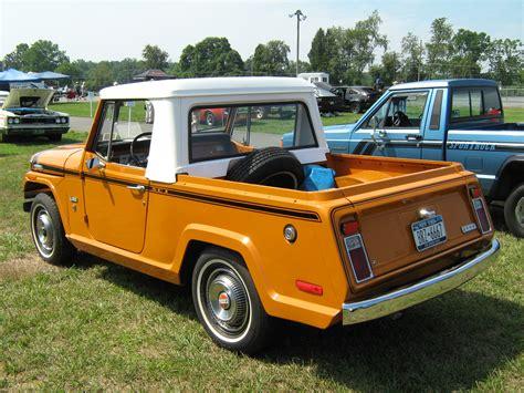 commando jeepster file 1971 jeepster commando sc 1 pickup orange b cecil 10 jpg
