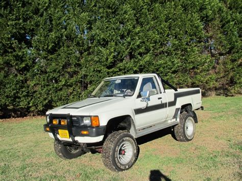 toyota truck 1985 toyota pickup truck for sale
