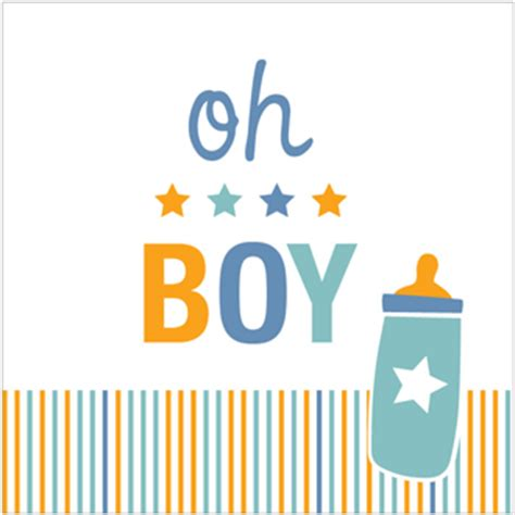Baby Boy Sprinkle Shower by Oh Boy Printable Baby Shower I To