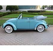 Volkswagen Beetle Convertible Classic