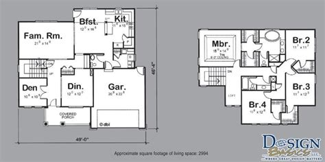 2700 Sq Ft House Plans 2700 And Up Sq Ft Harvest Homes
