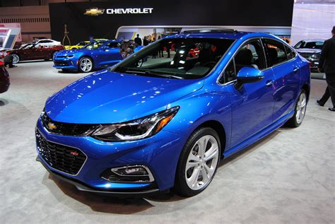 Chevy Cruze Fuel Economy by 2016 Chevy Cruze Epa Fuel Economy Ratings Revealed