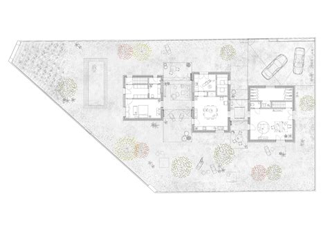 New House Floor Plans house 1101 h arquitectes archdaily