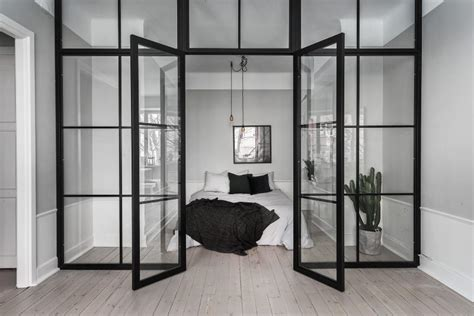 chambre avec verriere atelier rue verte le stockholm une chambre avec