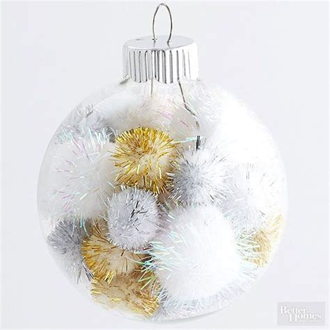 plain baubles to decorate 1000 ideas about clear ornaments on