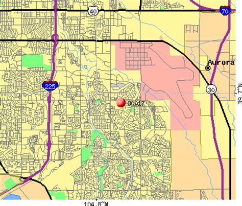 80017 zip code (aurora, colorado) profile homes