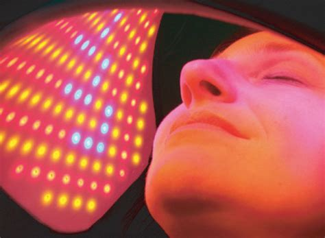 led light therapy for skin led light therapy aum soul spa